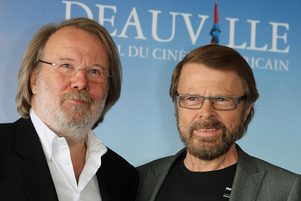 Swedish Culture「34th Deauville Film Festival: Mamma Mia! - Photocall」:写真・画像(17)[壁紙.com]