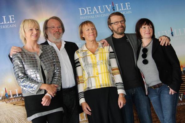 Swedish Culture「34th Deauville Film Festival: Mamma Mia! - Photocall」:写真・画像(14)[壁紙.com]