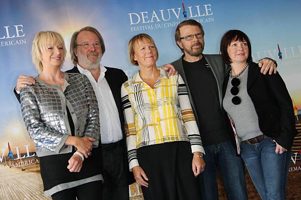 34th Deauville Film Festival: Mamma Mia! - Photocall:ニュース(壁紙.com)