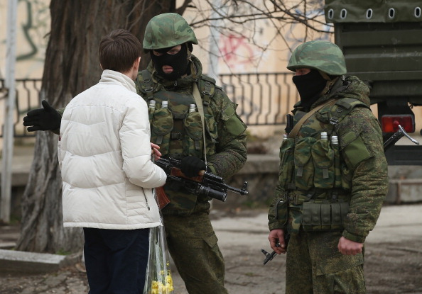 Simferopol「Concerns Grow In Ukraine Over Pro Russian Demonstrations In The Crimea Region」:写真・画像(7)[壁紙.com]
