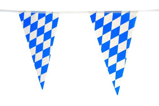 Oktoberfest「typical bavarian wreath for Oktoberfest in blue white」:スマホ壁紙(19)