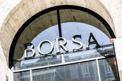 Trading「Borsa (Italian Milan Stock Exchange) entrance」:スマホ壁紙(16)