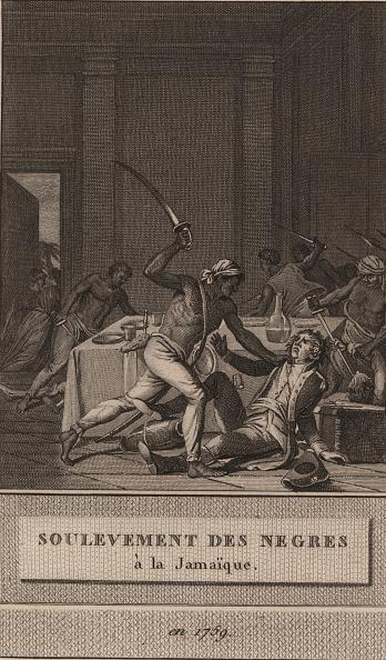 Insurrection「Uprising Of The Black Slaves In Jamaica In 1760」:写真・画像(16)[壁紙.com]