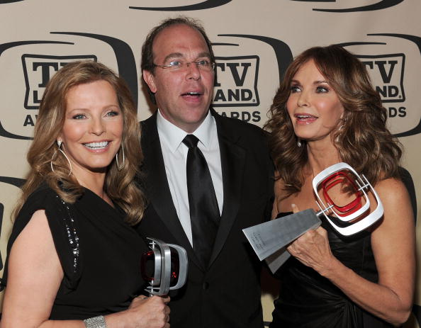Jaclyn Smith「8th Annual TV Land Awards - Backstage And Audience」:写真・画像(15)[壁紙.com]