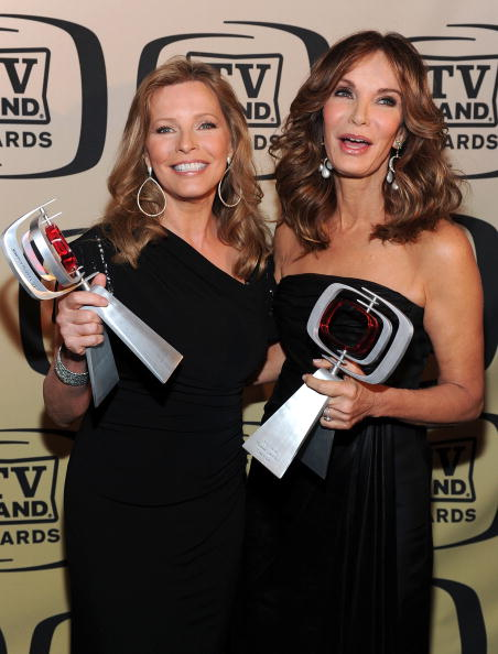Jaclyn Smith「8th Annual TV Land Awards - Backstage And Audience」:写真・画像(5)[壁紙.com]