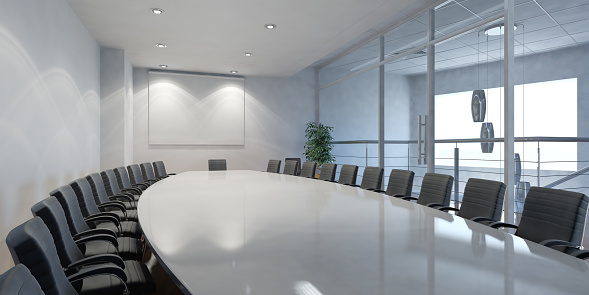 Large「A corporate boardroom where all important meetings are held」:スマホ壁紙(13)