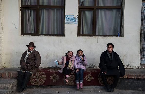 Kevin Frayer「Tibetans Mark The Great Prayer」:写真・画像(5)[壁紙.com]