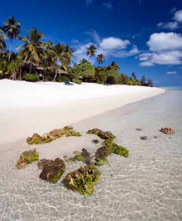 Aitutaki Lagoon「Aitutaki in the Cook Islands 」:スマホ壁紙(4)