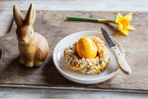 Easter Bunny「Easter Breakfast」:スマホ壁紙(10)