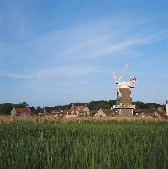 Norfolk - England「Cley Windmill」:写真・画像(18)[壁紙.com]