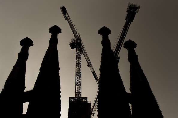 Sagrada Familia - Barcelona「Sagrada Familia Enters Final Construction Phase」:写真・画像(14)[壁紙.com]