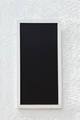 Chalk - Art Equipment「Empty menu board」:スマホ壁紙(19)