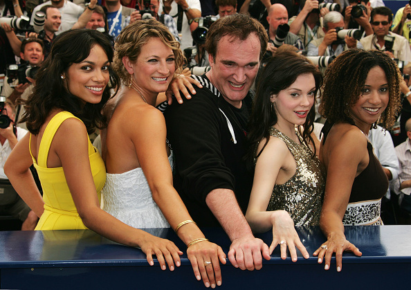 "60th International Cannes Film Festival「Cannes - ""Death Proof"" - Photocall」:写真・画像(4)[壁紙.com]"