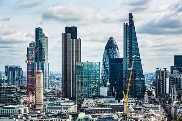 City of London, London, UK:スマホ壁紙(壁紙.com)