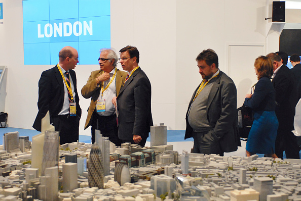Financial Occupation「City of London stand at MIPIM, Cannes, France, 2009」:写真・画像(5)[壁紙.com]
