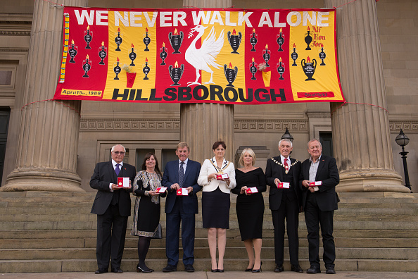 Brandon Roy「The 96 Hillsborough Victims Receive The Freedom Of The City Of Liverpool」:写真・画像(19)[壁紙.com]