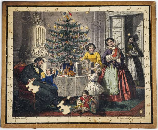 Puzzle with Christmas theme:ニュース(壁紙.com)