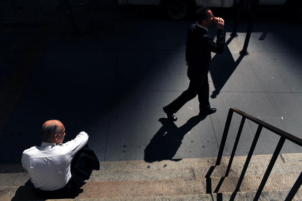 Employment And Labor「Stocks Rebound After Sharp Drop」:写真・画像(13)[壁紙.com]
