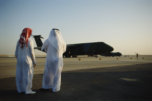Tom Stoddart Archive「US Aircraft In Saudi Arabia」:写真・画像(9)[壁紙.com]