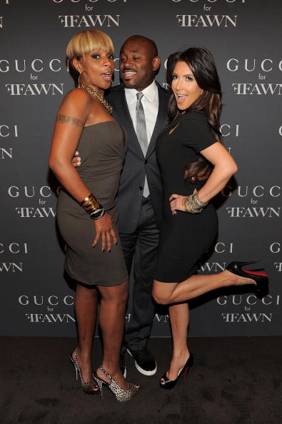 Larry Busacca「Gucci Celebrates FNO and Gucci For Fawn Day With Mary J. Blige」:写真・画像(12)[壁紙.com]