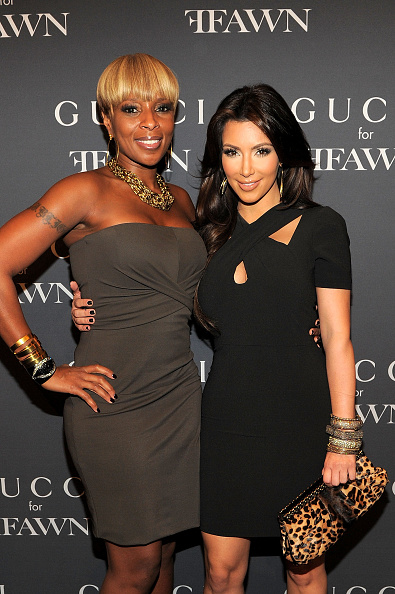 Larry Busacca「Gucci Celebrates FNO and Gucci For Fawn Day With Mary J. Blige」:写真・画像(0)[壁紙.com]