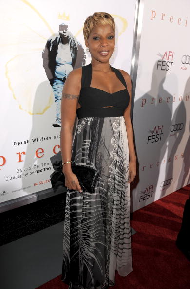 Halter Top「AFI FEST 2009 Screening Of Precious: Based On The Novel 'PUSH' By Sapphire」:写真・画像(4)[壁紙.com]