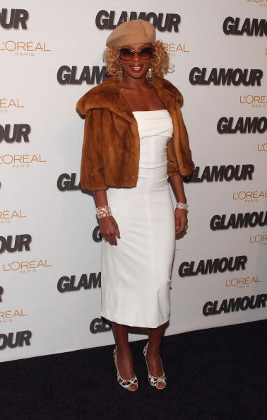 """Beret「Glamour Magazine Salutes """"The 2005 Women Of the Year"""" - Arrivals」:写真・画像(19)[壁紙.com]"""