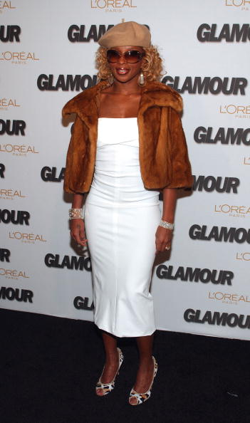 """Beret「Glamour Magazine Salutes """"The 2005 Women Of the Year"""" - Arrivals」:写真・画像(18)[壁紙.com]"""