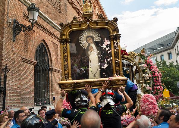 Madrid「Las Fiestas de la Paloma' in Madrid's La Latina District」:写真・画像(14)[壁紙.com]