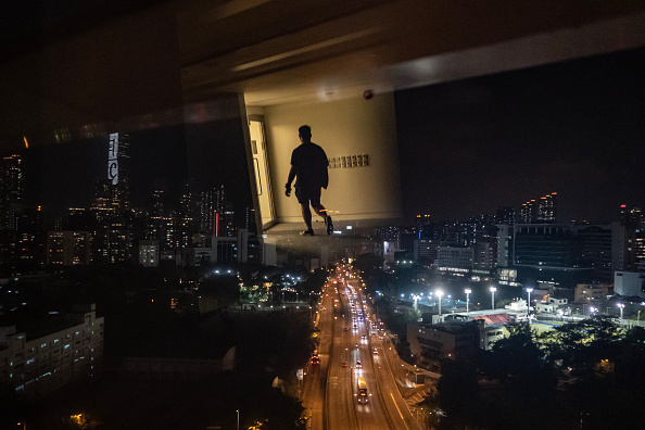 Hiding「Anti-Government Protests in Hong Kong」:写真・画像(11)[壁紙.com]