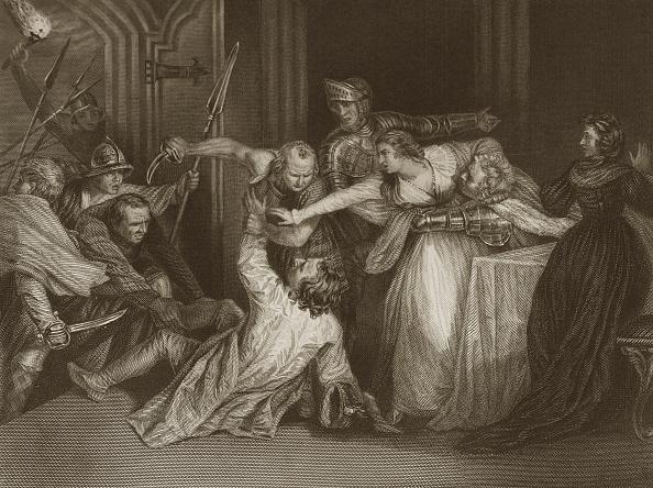 Elizabethan Style「Murder of David Rizzio」:写真・画像(19)[壁紙.com]