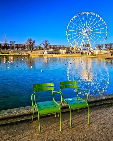 Flock Of Birds「Big Wheel in Paris」:スマホ壁紙(10)