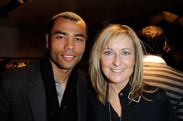 Fiona Phillips「The Chelsea FC And Armani Charity Party」:写真・画像(13)[壁紙.com]