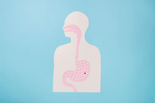 Stomachache「Drugs in the stomach from the esophagus」:スマホ壁紙(11)