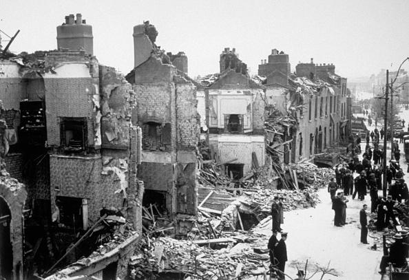 Explosive「Dublin Bomb Damage」:写真・画像(17)[壁紙.com]