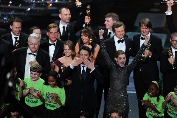 Decisions「83rd Annual Academy Awards - Show」:写真・画像(10)[壁紙.com]