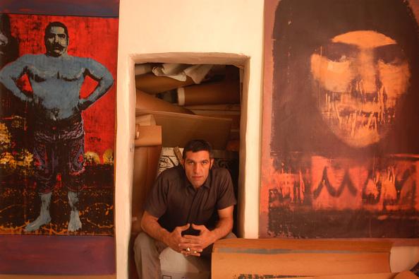Three Objects「Iranian Painter」:写真・画像(9)[壁紙.com]