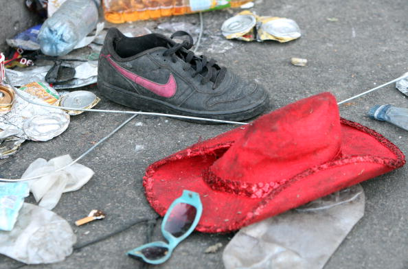 Techno Music「At Least 15 Die After Stampede At Love Parade」:写真・画像(8)[壁紙.com]