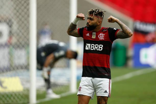 2020 Brasileirao Series A: Flamengo v Santos Play Behind Closed Doors Amidst the Coronavirus (COVID-19) Pandemic:ニュース(壁紙.com)