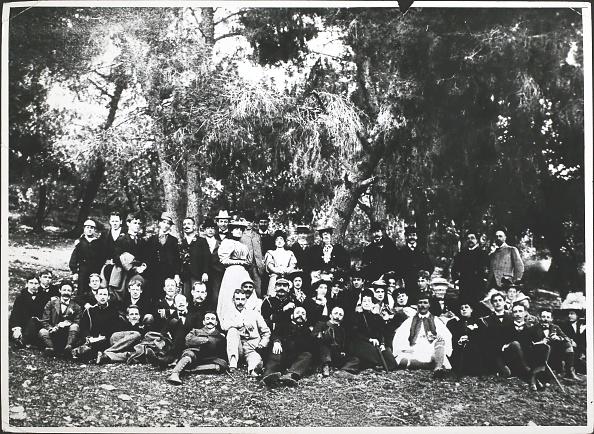 1896年アテネ夏季オリンピックの写真・画像 検索結果 [1] 画像数5枚 ...
