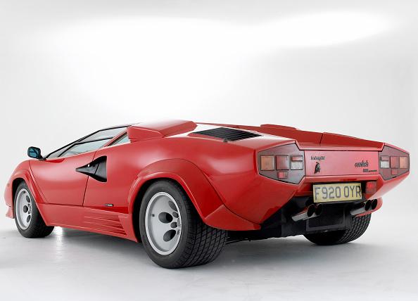 Journey「1988 Lamborghini Countach」:写真・画像(5)[壁紙.com]