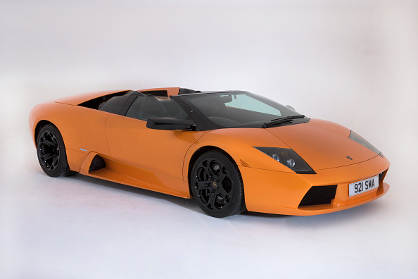 Finance and Economy「2005 Lamborghini Murcielago Roadster.」:写真・画像(16)[壁紙.com]