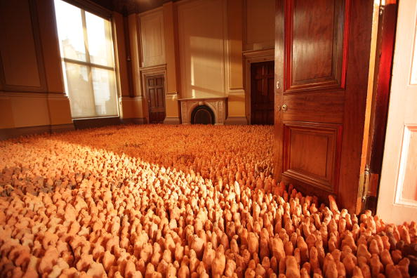 Antony Gormley「Artists Reflect The Impact Of Climate Change In Their New Work」:写真・画像(15)[壁紙.com]