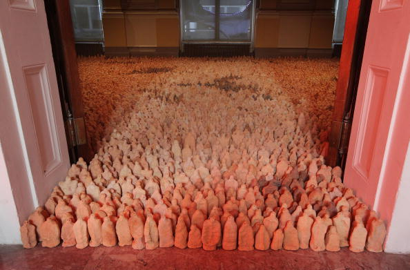 Antony Gormley「Artists Reflect The Impact Of Climate Change In Their New Work」:写真・画像(14)[壁紙.com]