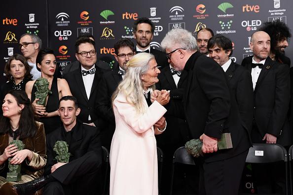 Carlos Alvarez「Goya Cinema Awards 2020 - Press Room」:写真・画像(19)[壁紙.com]