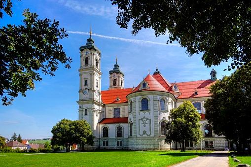 Abbey - Monastery「Ottobeuren, Ottobeuren Abbey」:スマホ壁紙(5)