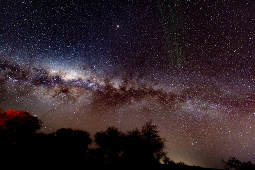 Atacama Region「Milkyway in Atacama desert, Chile」:スマホ壁紙(13)
