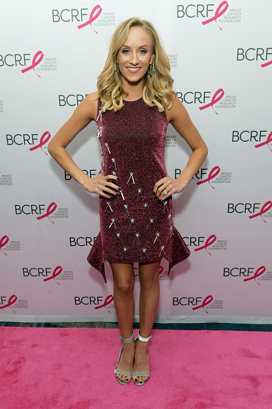 Breast「Breast Cancer Research Foundation New York Symposium and Awards Luncheon - Arrivals」:写真・画像(8)[壁紙.com]