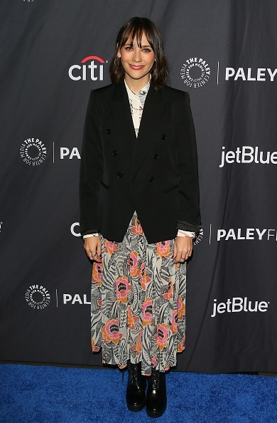"Skirt「The Paley Center For Media's 2019 PaleyFest LA - ""Parks And Recreation"" 10th Anniversary Reunion」:写真・画像(8)[壁紙.com]"