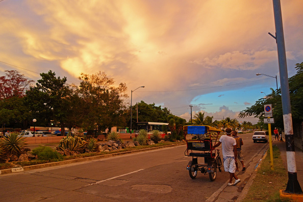 Horror「Sunset over Cienfuegos, Cuba」:写真・画像(12)[壁紙.com]